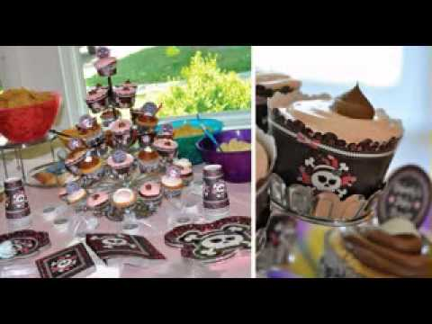 DIY rock star baby shower decorating ideas