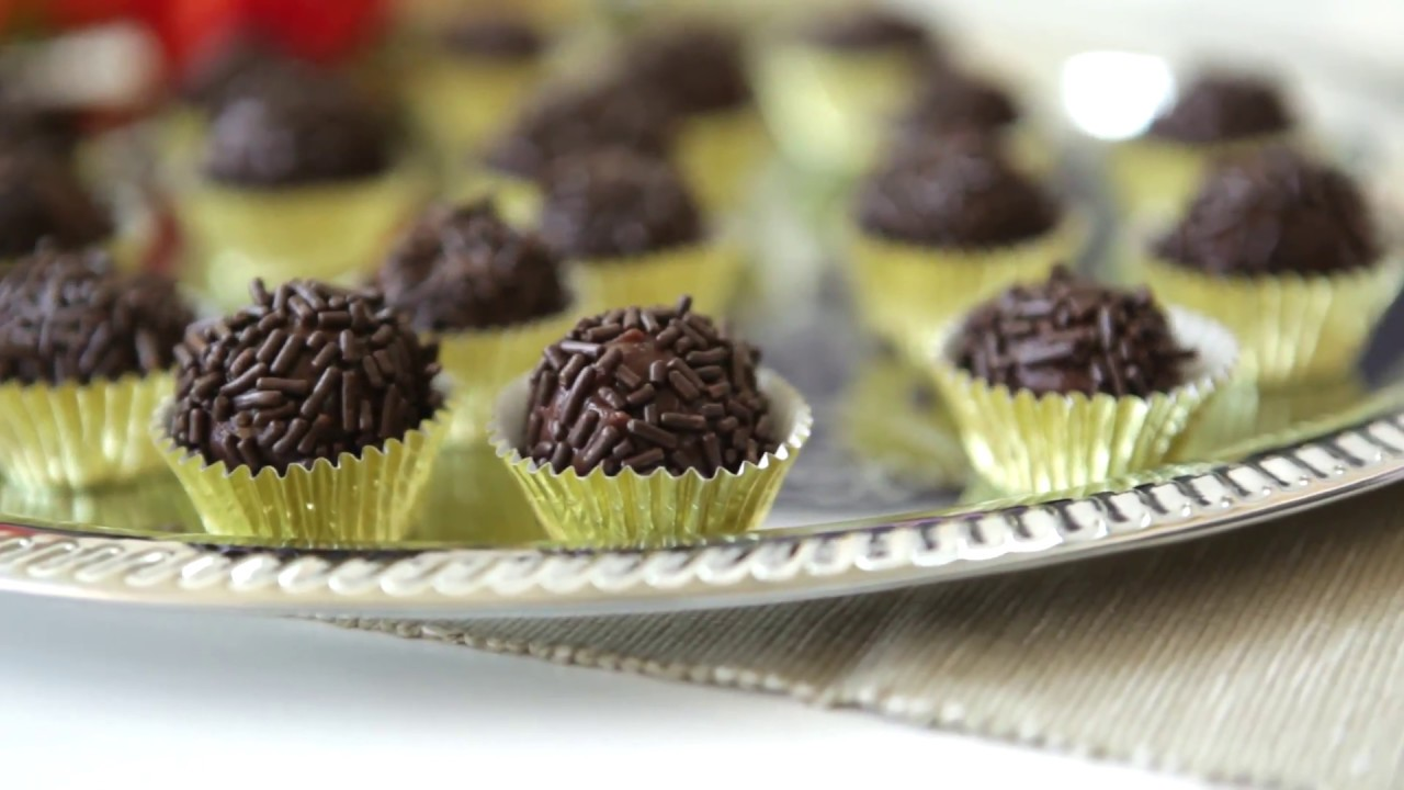 Brigadeiro – przepis na czekoladki z Brazylii