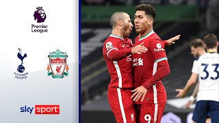 Reds melden sich zurück! | Tottenham Hotspur - FC Liverpool 1:3 | Highlights - Premier League