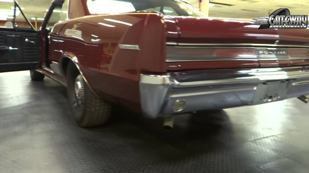 1964 Pontiac Lemans for sale at Gateway Classic Cars in St. Louis ...