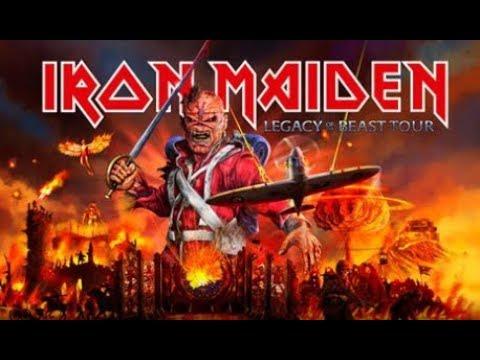 Iron Maiden + Killswitch AUS/NZ tour announced - Crobot and '68 tour..!