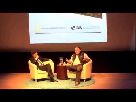 "Jose Andres at the IDB, screening ""Undiscovered Haiti"""