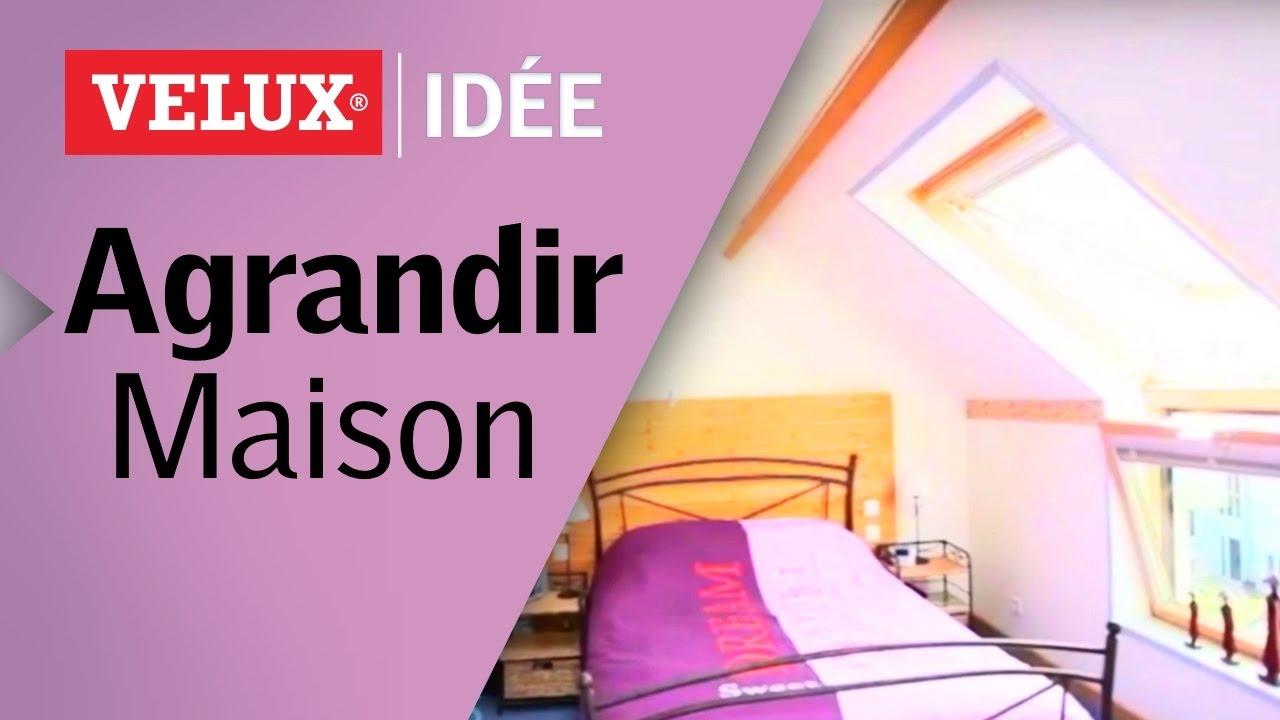 comment agrandir une maison amnagement des combles amnagement maison comment agrandir les. Black Bedroom Furniture Sets. Home Design Ideas
