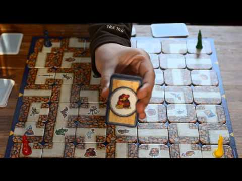 games labyrinth 2017 gambling card