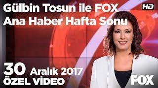 Milli Piyango'da son çeyrekler satıldı! 30 Aralık 2017 Gülbin Tosun ile FOX Ana Haber Hafta Sonu