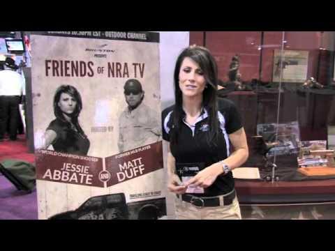 Jessie Harrison: Friends of NRA