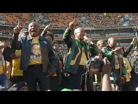 Success for ANC in South African elections