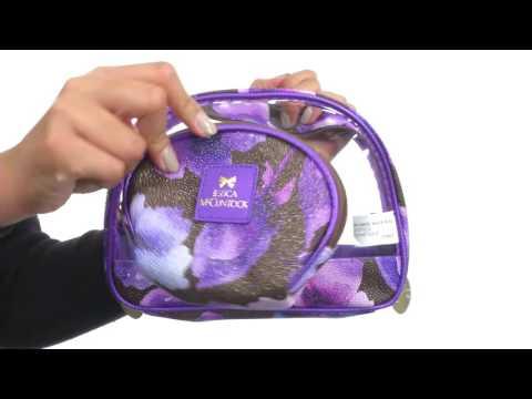 Jessica McClintock Rita Three-Piece Dome Cosmetic Set SKU:8663200