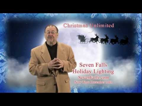 (Tapia Advertising) Christmas Unlimited - 63rd Annual Seven Falls Holiday Lighting