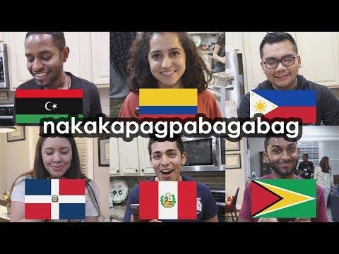 My International Friends say NAKAKAPAGPABAGABAG (VLOG 10) | LuisYoutube