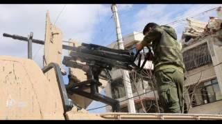 محاولات فاشلة للنظام للسيطرة على حيي القابون وتشرين  في دمشق