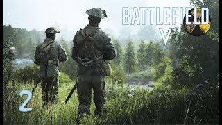 Battlefield V 2(G) Cichy jak prosie