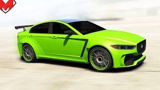 Самая лучшая машина из обновления? Тюнинг в GTA 5 Online   Jugular