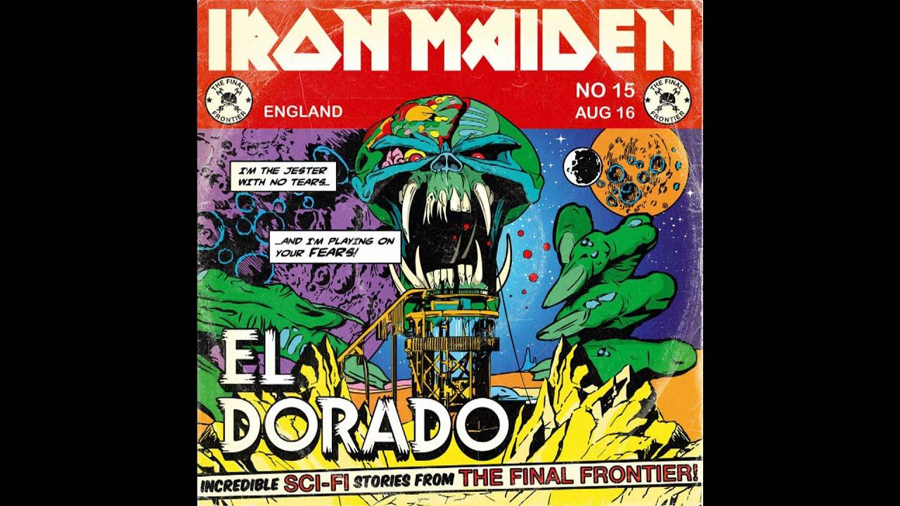 Iron Maiden - El Dorado Lyrics | Musixmatch