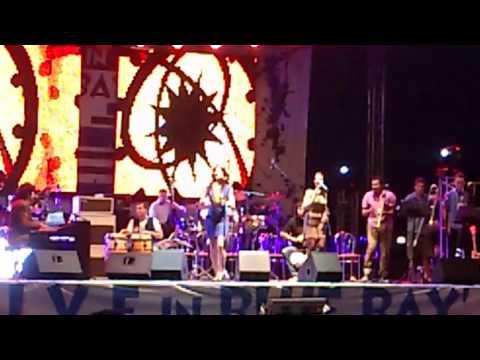 Salsa - Dislocados on Live In Blue Bay 2012. 1