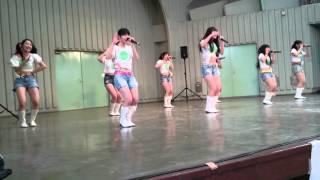 D☆EGGS 「ダーリンCHU」 2016/3/13 上野公園水上音楽堂 オフィス・ドリ...