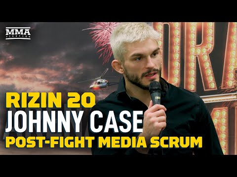 Johnny Case: Japan MMA Fans Better Than 'Uneducated' U.S. Fans - MMA Fighting