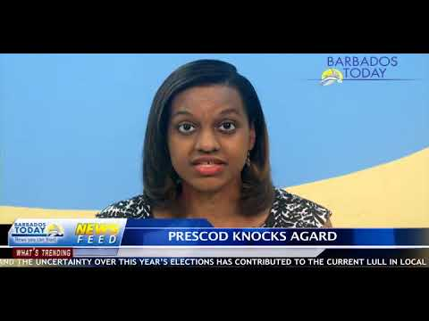BARBADOS TODAY AFTERNOON UPDATE - March 5, 2018