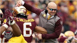 Penn State v. Minnesota Highlights 2019 | NCAAF Week 11 | College Football Highlights