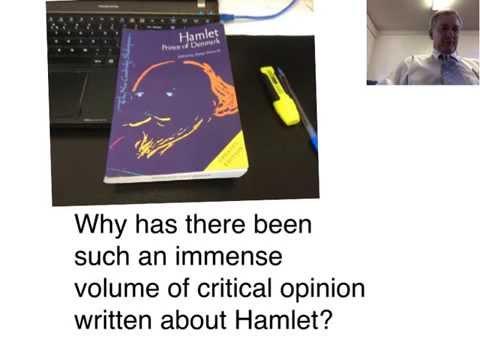 Hamlet Critical Study
