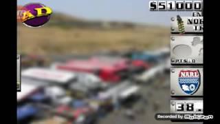 New Series: Burnout Drag Racing