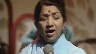 Lata Mangeshkar Live At Bbc Studio Lag Jaa Gale