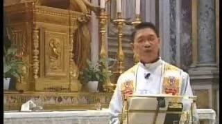Fr. Edgardo Arellano on Women\'s Ordination