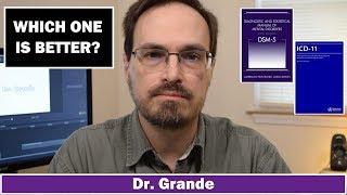 ICD vs. DSM | Mental Disorder Classification Manuals