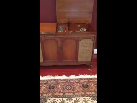 Fisher Console For Sale