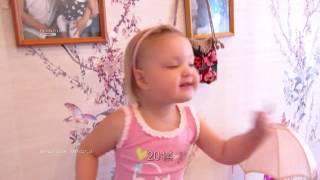 Варя Ивлева - Приколы на репетиции [2014] (часть 2)