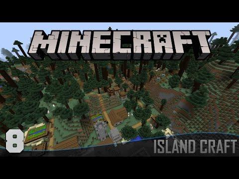 PODZOL - Island Craft #8 - Minecraft 1.10.2