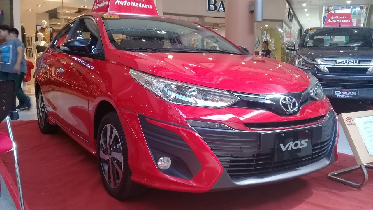 2019 Toyota Vios 1.5 G Prime CVT: Full Walkaround Review