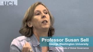 Professor Susan Sell - The George Washington University