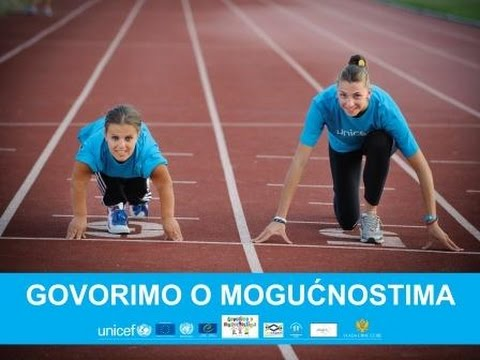 UNICEF MNE - Impact of the It's about ability campaign in Montenegro