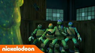 Черепашки-ниндзя | 1 сезон 22 серия | Nickelodeon