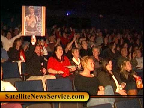WELLFLEET, MA- American Idol Screening Party at Wellfleet Harbor Actors Theater (04-13-10)