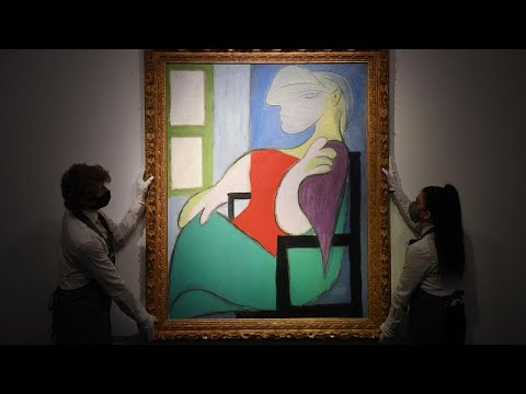 -المرأة الجالسة قرب النافذة-.. لوحة لبيكاسو تباع بـ 103 ملايين دولار في نيويورك…  - 10:55-2021 / 5 / 14