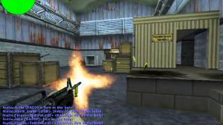 Обучения Стрельбы в кс 1.6 от dy KOT3
