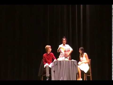 Lip Service by Bradley Hayward  - THS Festival of One Acts 2018