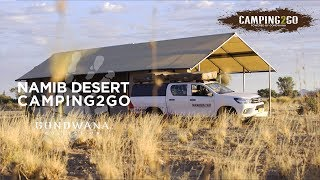 Best Namibian Outdoor Experience - Camping2Go