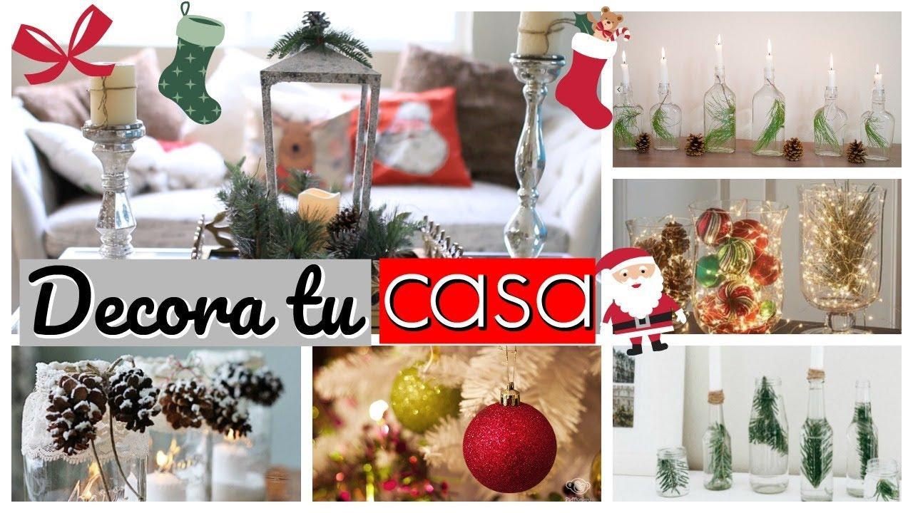 7 increibles ideas para decorar la casa en navidad