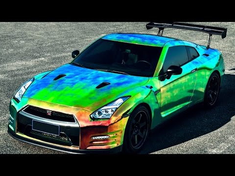 Top 5 Most Insane Paintjobs Wraps For Cars Part 3 Finale