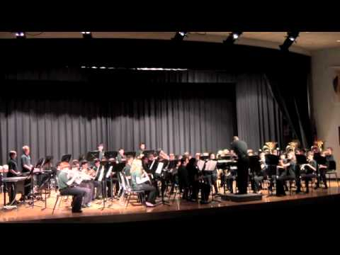 HTMS 7th Grade Band - Sea Song Trilogy