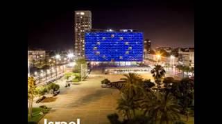 Landmarks shine in blue for Europe Day 2018 thumbnail