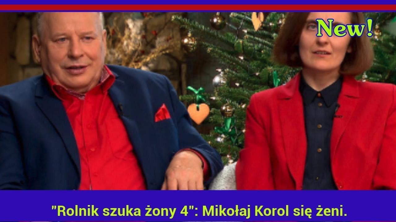"""""""Rolnik szuka żony 4"""": Mikołaj Korol się żeni. Tygodnik zdradza kulisy ślubu"""