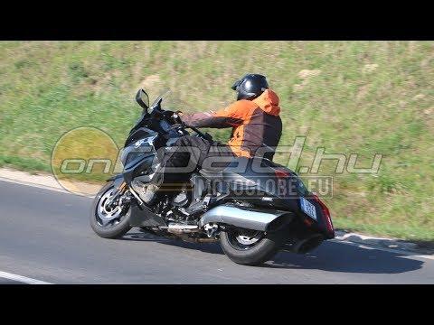 BMW K1600B Bagger review 4K - Onroad.bike