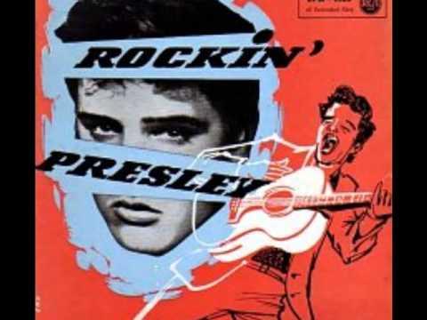 Elvis Presley - Mean Woman Blues  (Rare Stereo Version - 1957)
