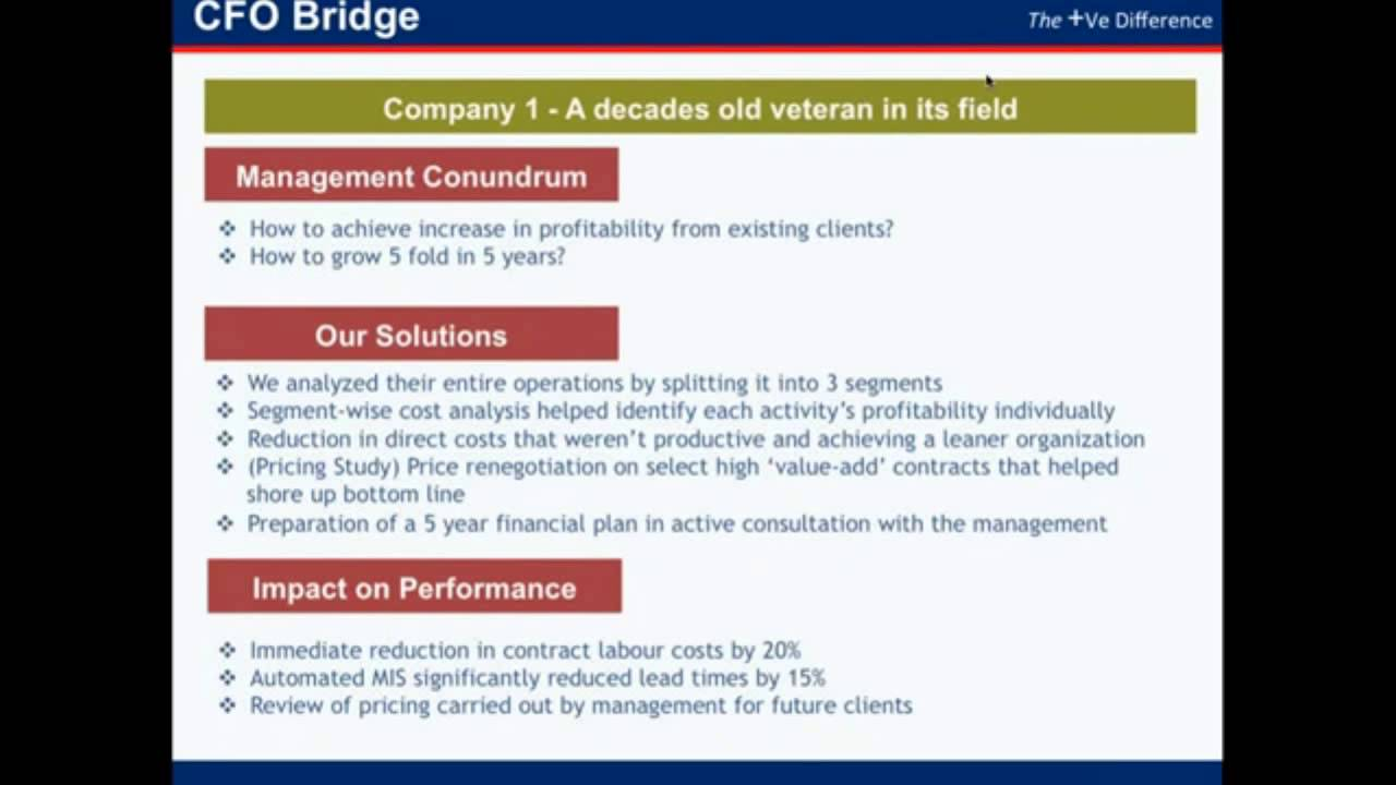 why is calculating efn an important role for a cfo The variables of the net working capital formula are the same as those used in the current ratio the current ratio formula instead divides current assets by current liabilities and such, a company with a current ratio of greater than 1 will have positive net working capital.