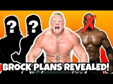 News | WWE DON'T Want Brock Lesnar vs Bobby Lashley, Instead Want Him To Put Over These 2 Superstars