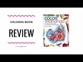 Color Workshop  Coloring Book  & Step by Step Guide Review - Rachel Reinert